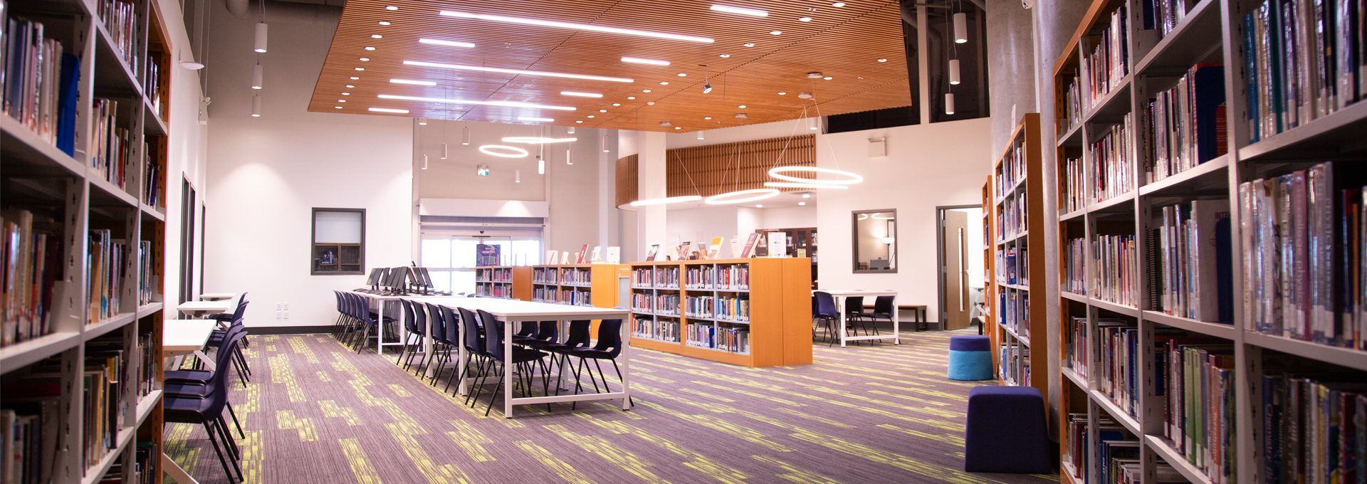 Library at Alexander College