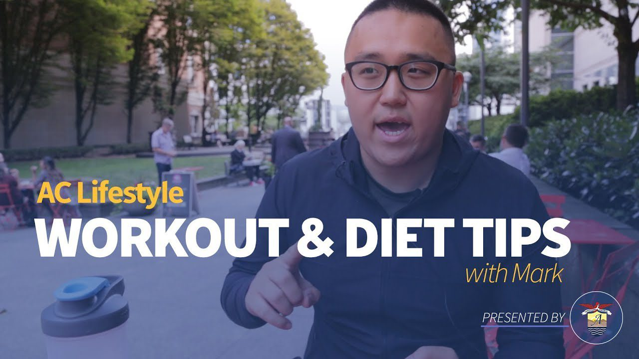 Workout & Diet Tips For Muscle Gain and Weight Loss, AC Lifestyle