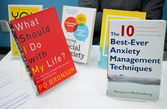 Books about Anxiety Management Techniques