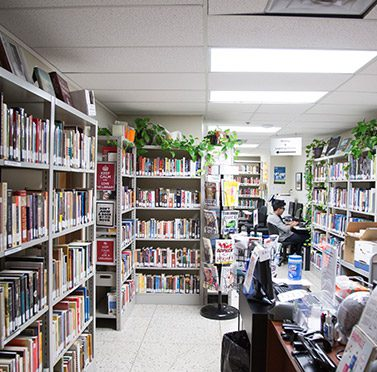 Alexander College Library
