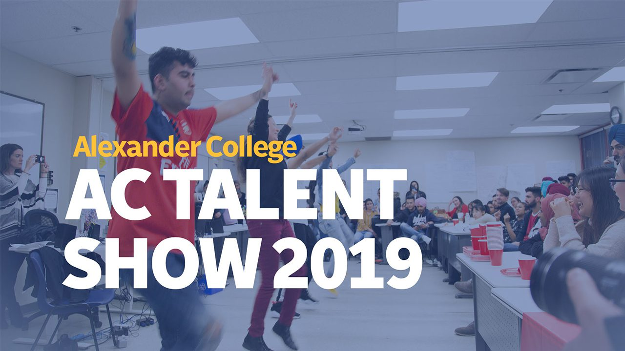 AC Talent Show, Alexander College