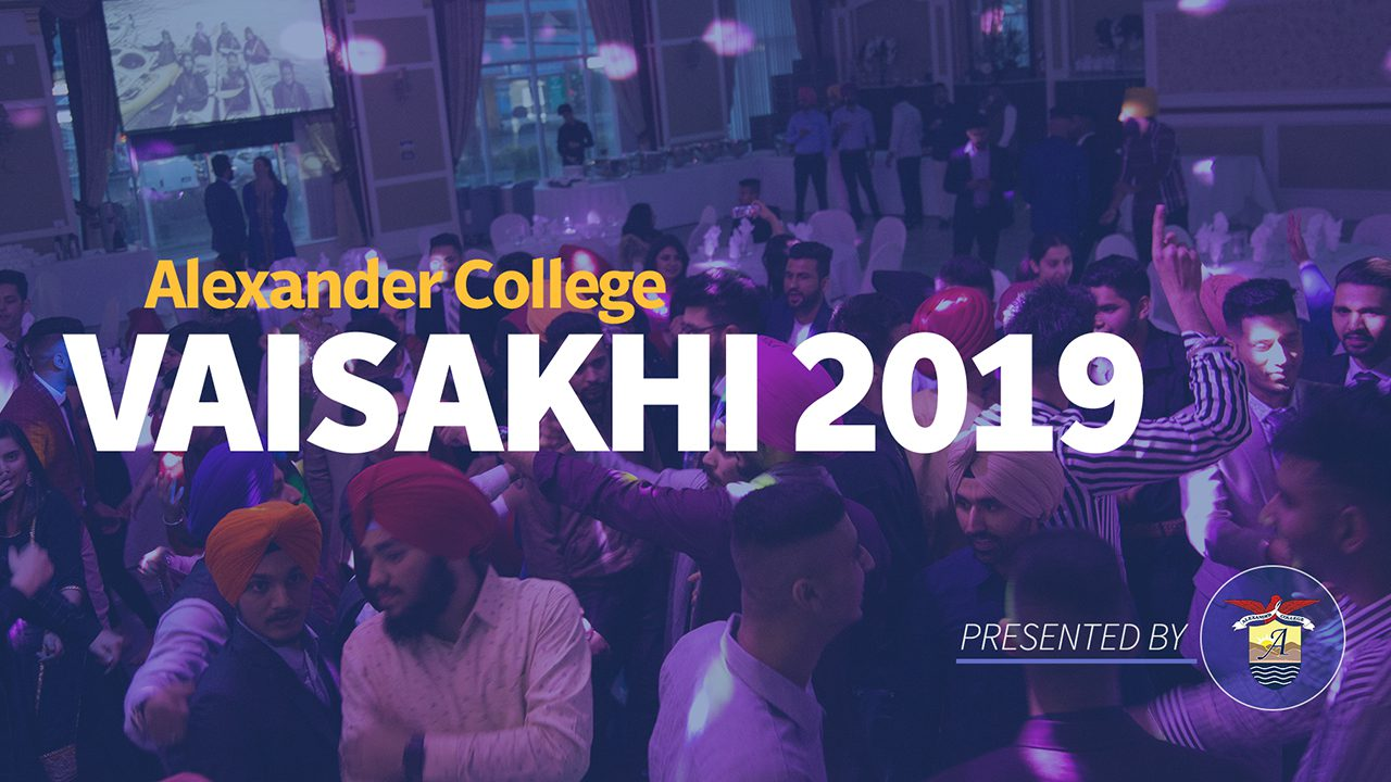 Vaisakhi Celebration in Vancouver, Alexander College