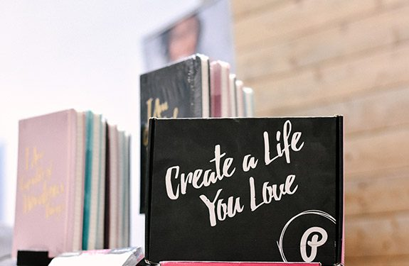 Create a Life You Love messaging for Pinterest