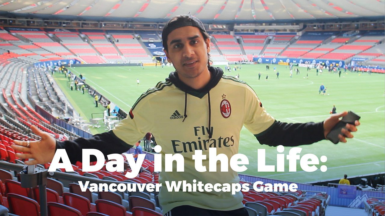 Vancouver Whitecaps Game, Alexander College
