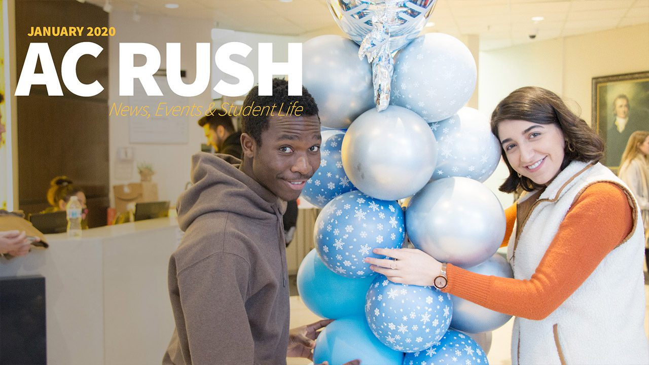 AC Rush News, Alexander College