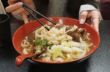 Taiwanese food in Vancouver